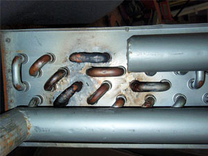 Ремонт трубокожухных теплообменников теплообменник разборный свеп