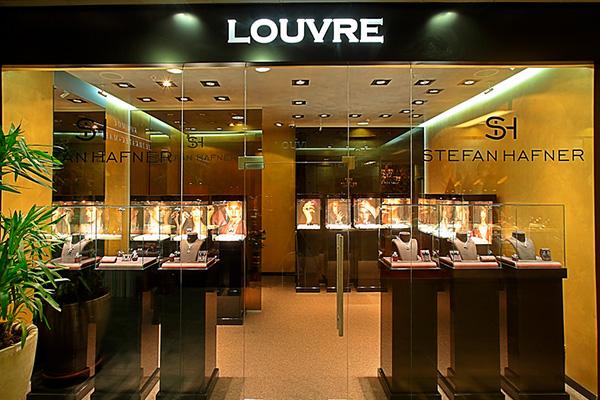 Магазины LOUVRE
