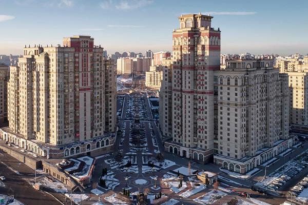 Жилой комплекс Шуваловский