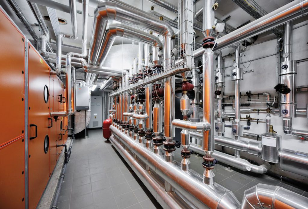 Монтаж системы вентиляции Балашиха