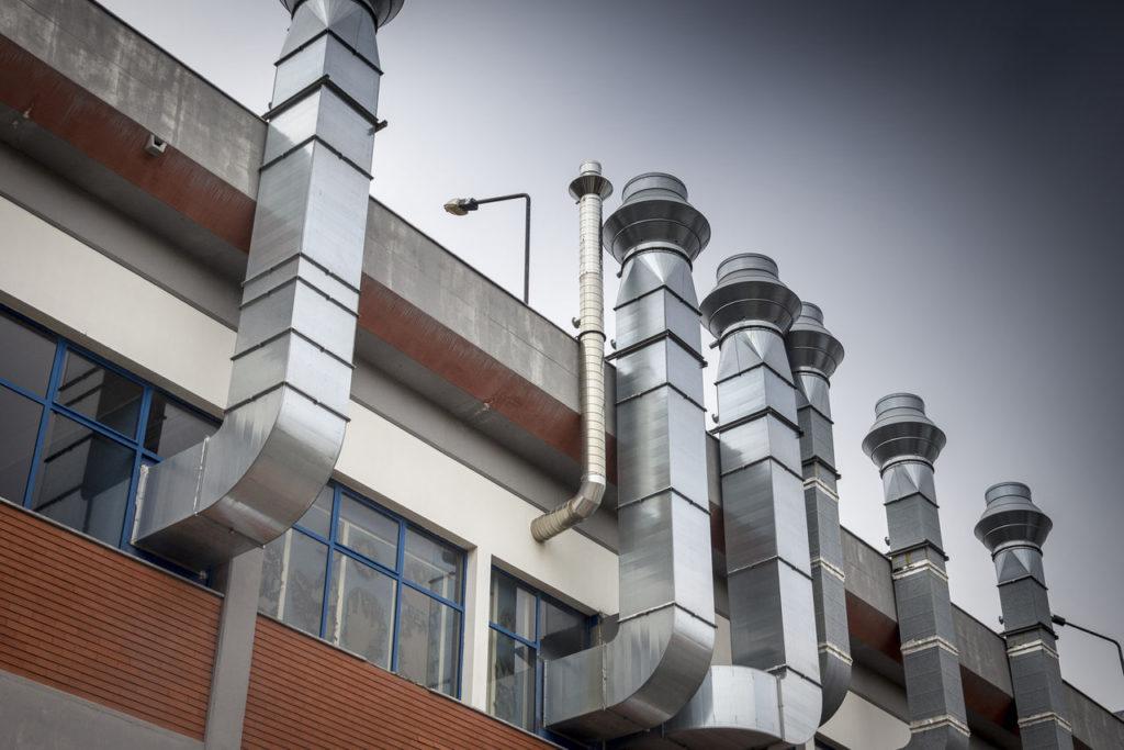 Монтаж системы вентиляции Москва