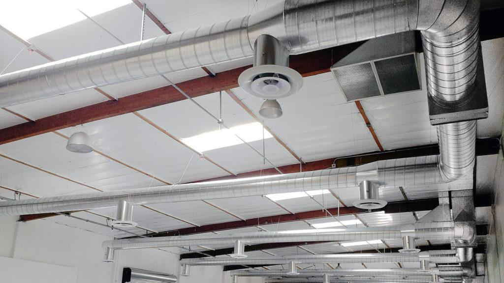 проектирование вентиляции в Электростали