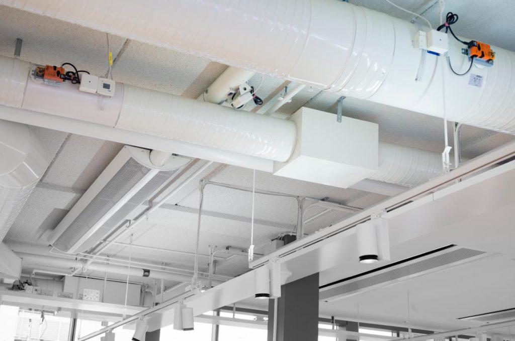 проектирование вентиляции в Троицке