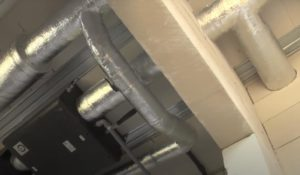 Проект приточно-вытяжной вентиляции
