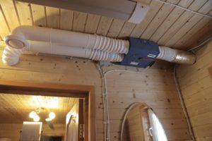 проект приточной вентиляции