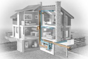 Инженерный проект системы вентиляции