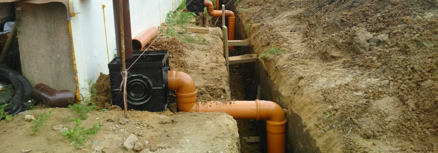 проект канализации